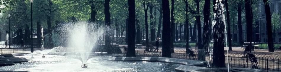Fontaine à Paris